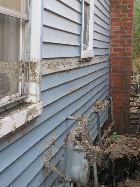 flood damage homes