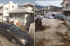 Sandy homes